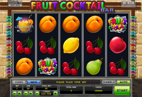 fruit-cocktail-bar
